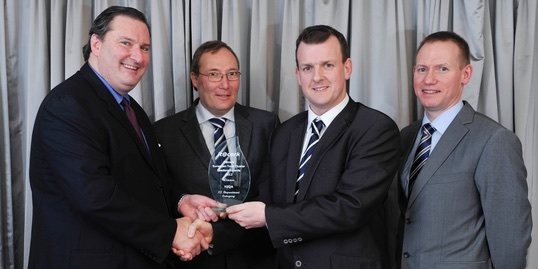 It@cork Leaders Awards 2012 – Denis Collins Of IBM – Chairman