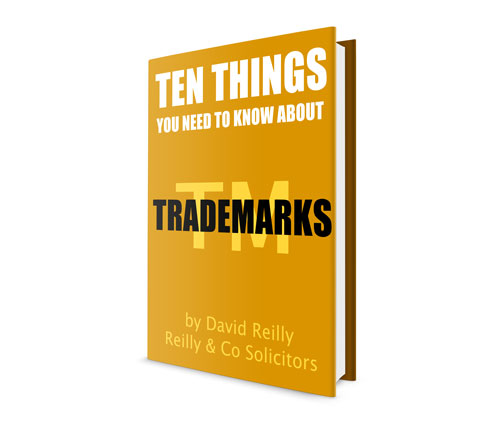 Ten Things You Need To Know About Trademarks